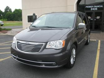 2015 CHRYSLER TOWN  COUNTRY VAN