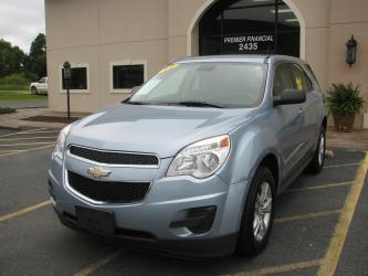 2014 CHEVROLET EQUINOX MULTIPURPOSE VEHICL