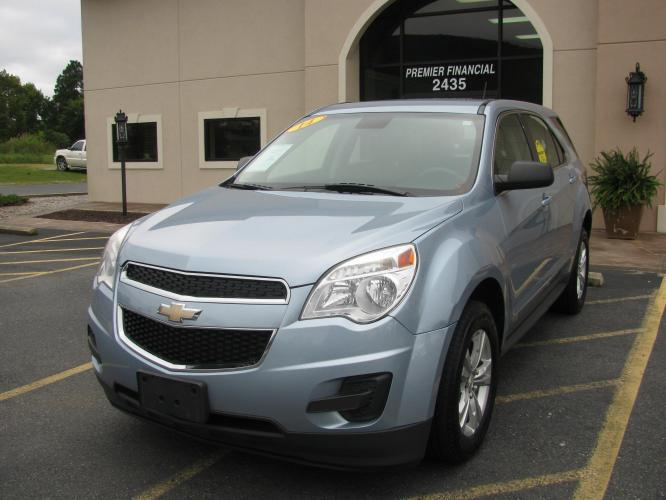2014 SILVER CHEVROLET EQUINOX (2GNALAEKXE6) with an L4, 2.4L; FFV; DOHC 16V engine, AUTOMATIC transmission, located at 2443 Albert Pike, Hot Springs, AR, 71913, (501) 623-6255, 34.492222, -93.109993 - Photo #0